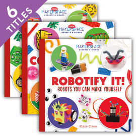 Cover: Cool Makerspace Gadgets & Gizmos