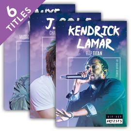 Cover: Hip-Hop Artists