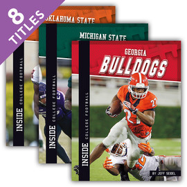 Cover: Inside College Football Set 3
