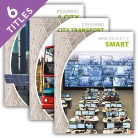 Cover: Inside Modern Cities