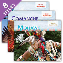 Cover: Native Americans Set 4