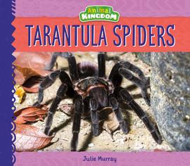 Cover: Tarantula Spiders