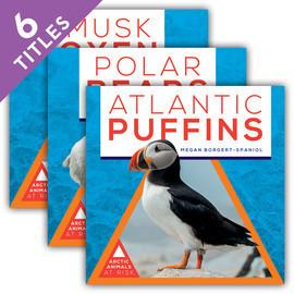 Cover: Arctic Animals at Risk