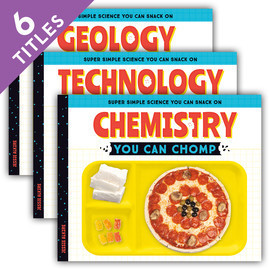 Cover: Super Simple Science You Can Snack On