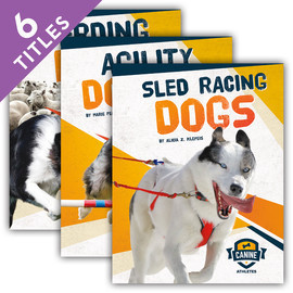 Cover: Canine Athletes