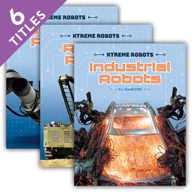 Cover: Xtreme Robots