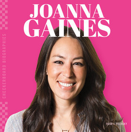 Cover: Joanna Gaines