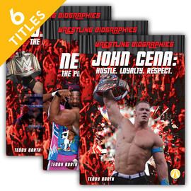 Cover: Wrestling Biographies