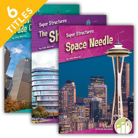 Cover: Super Structures