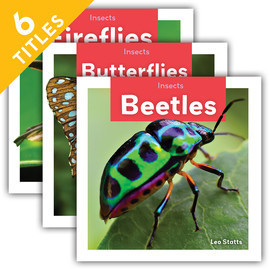 Cover: Insects