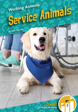 Cover: Service Animals