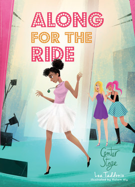 Cover: Book 3: Center Stage