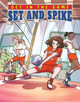 Cover: Set and Spike