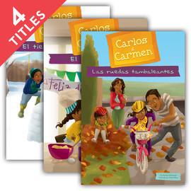 Cover: Carlos & Carmen Set 2 (Spanish Version)