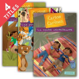Cover: Carlos & Carmen Set 3 (Spanish Version)