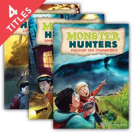 Cover: Monster Hunters Set 3