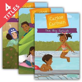 Cover: Carlos & Carmen Set 5