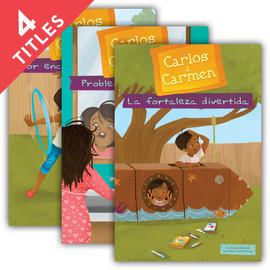 Cover: Carlos & Carmen Set 4 (Spanish Version)
