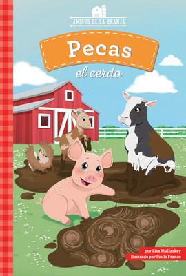 Cover: Pecas el cerdo (Freckles the Pig)