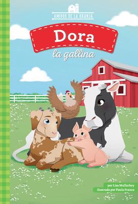 Cover: Dora la gallina (Golden Girl the Chicken)