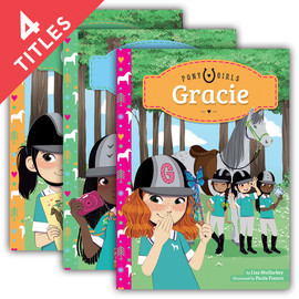 Cover: Pony Girls Set 2