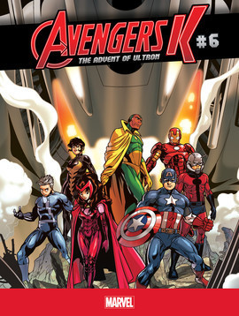 Cover: The Advent Of Ultron #6