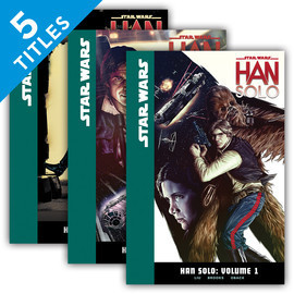 Cover: Star Wars: Han Solo