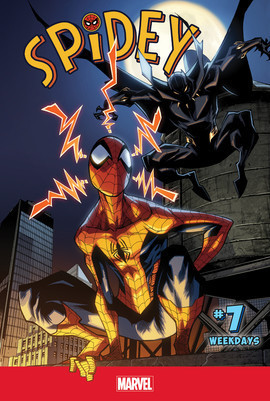 Cover: Spidey #7: Weekdays