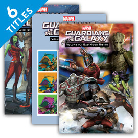 Cover: Guardians of the Galaxy Set 3
