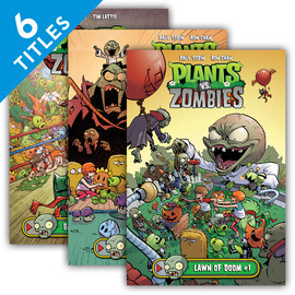 Cover: Plants vs. Zombies Set 3