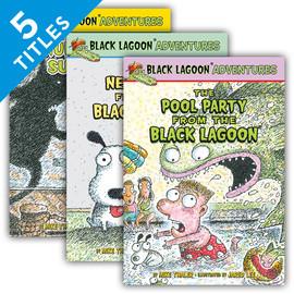 Cover: Black Lagoon Adventures Set 5