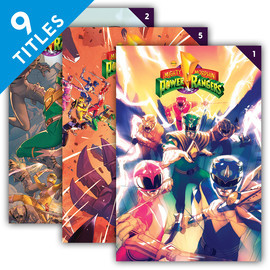 Cover: Mighty Morphin Power Rangers