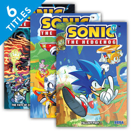 Cover: Sonic the Hedgehog