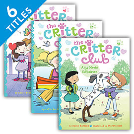 Cover: The Critter Club Set 2