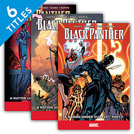 Cover: Black Panther Set 2
