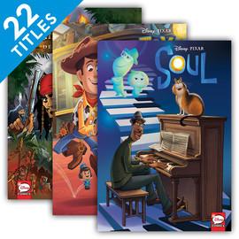 Cover: Disney and Pixar Movies Set 2