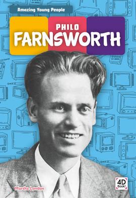 Cover: Philo Farnsworth