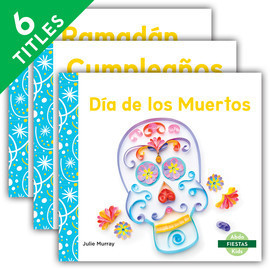Cover: Fiestas (Holidays)