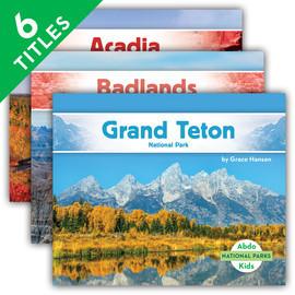 Cover: National Parks Set 2