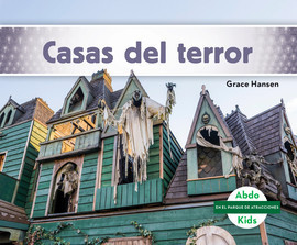 Cover: Casas del terror