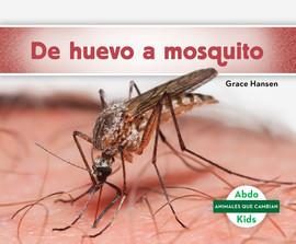 Cover: De huevo a mosquito