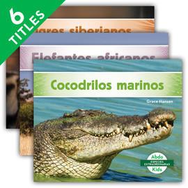 Cover: Especies extraordinarias (Super Species Set 2)
