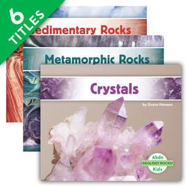 Cover: Geology Rocks! Set 2