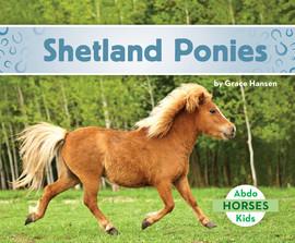 Cover: Shetland Ponies
