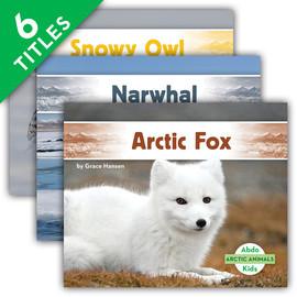 Cover: Arctic Animals