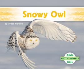 Cover: Snowy Owl
