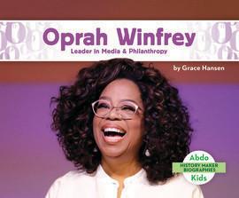 Cover: Oprah Winfrey: Leader in Media & Philanthropy