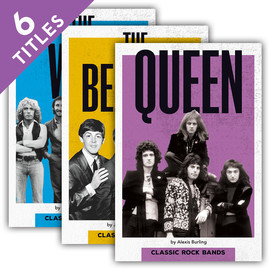 Cover: Classic Rock Bands