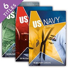 Cover: US Military Careers