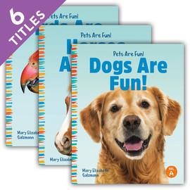 Cover: Pets Are Fun!